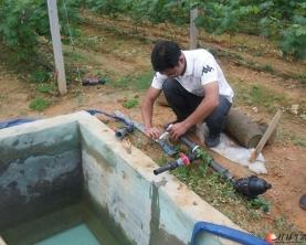 水肥一体化实施方案项目2