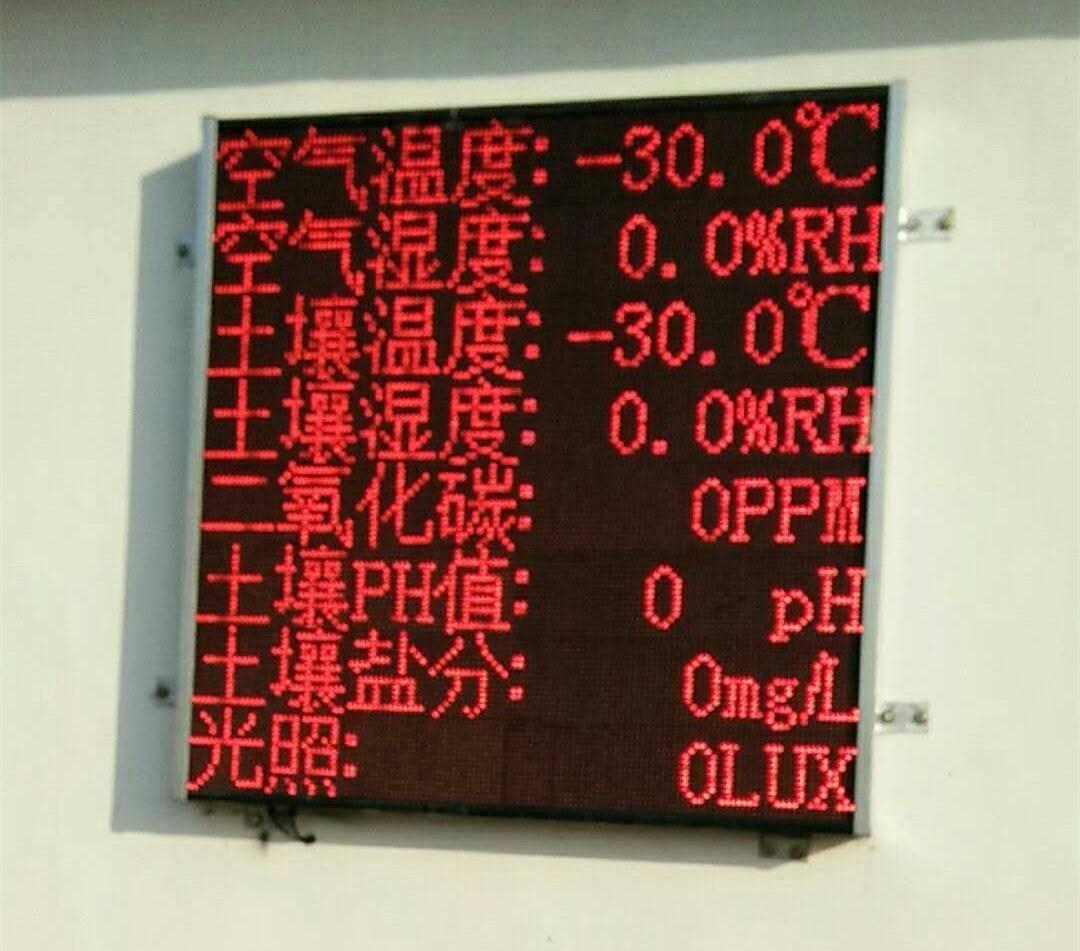 二氧化碳传感器变送器